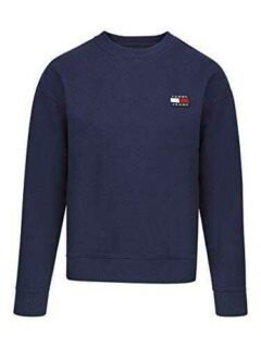 Tommy Hilfiger Tommy Jeans Tommy Badge Crew b08twgm7rk
