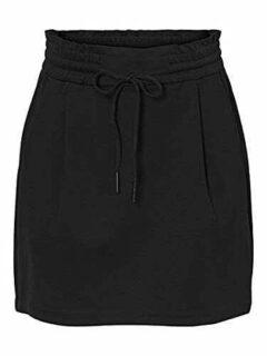 Vero Moda Vmeva Mr Short Ruffle Skirt Noos Falda b0856fvrnq