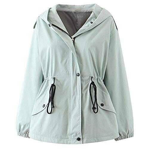 VJGOAL Abrigo de algodón para Mujer Abrigo con b07y32tmbs