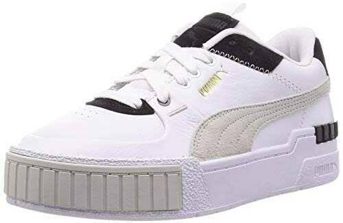 PUMA Cali Sport Mix Wn's Zapatillas Mujer Blanco b08163t8hh