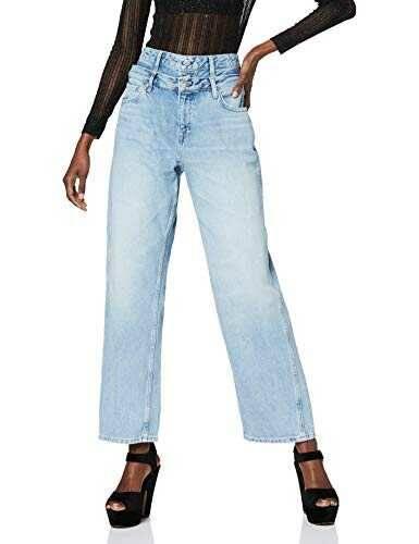 Pepe Jeans Blaze Vaqueros Ajustados Azul (Denim b07vyzqqlb