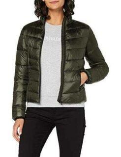Calvin Klein LW Shiny Jacket Chaqueta Deep Depths L b0842t2w5c