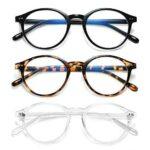 HILBALM (Paquete 3)Gafas de Filtro de Luz Azul b08b4wfp36