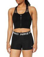 "NIKE W NP 365 Short 3"" Shorts Womens Black/(White) XS b08nykjvj3"