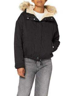 Pimkie MTW20 CSUPER Parca Negro XL para Mujer b08cl5342f
