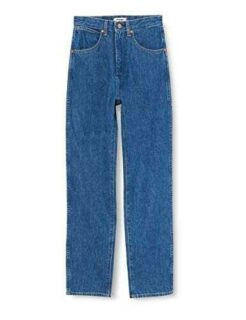 Wrangler MOM Jeans Summer Breeze 30W x 32L para Mujer b081ft8b7g