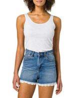 Inside 2SSH04 Pantalones Cortos de Jean 20 40 para b08t1b93hq