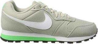 Nike Wmns MD Runner 2 Zapatillas Mujer Gris (Pale b0733b1x7f
