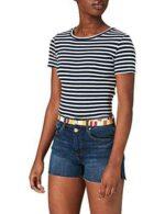 Springfield Short CINTURÓN Pantalones Cortos b08nwcbs3z
