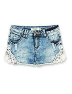 Inside @ SSH06 Pantalones Cortos de Jean 20 38 para b08t24jrtg
