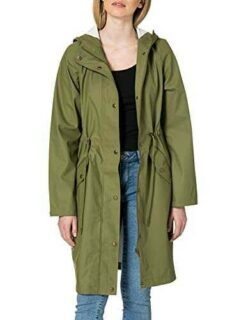 Only ONLRIE Raincoat OTW Abrigo para lluvia Capulet b08nk7rmmg