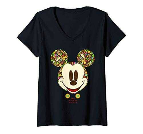 Mujer Disney Year of the Mouse Tiki Holiday Mickey b08hsl1rfl