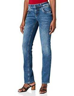 Street One Iowa 30 Jeans Azul Mid Blue Ranom Bleach b0969rcb66