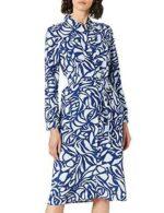 Street One 142916 Vestido Azul Eclipse 42 para Mujer b08vf11bk7