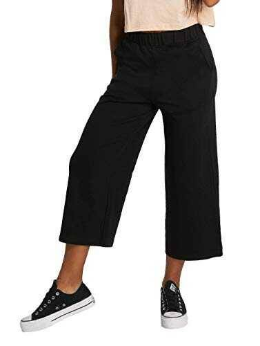 Urban Classics Ladies Culotte Pantalones b078kk92vc