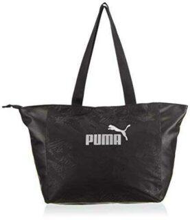 Puma WMN Core Up Large Shopper Bolsa Mujeres Black b083txwb3q