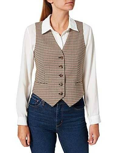 ESPRIT Collection 071EO1H301 Blazer 250/beige b08v4zdbhz