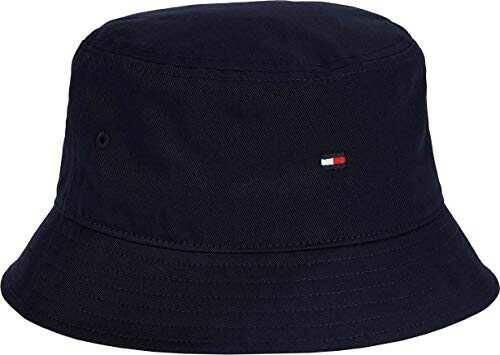 Tommy Hilfiger Classic Flag Bucket Hat Tapa Cielo b08l9jwl28