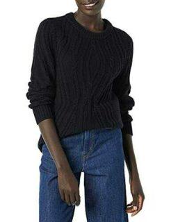 Amazon Essentials Suéter Cocoon de 100% algodón b08t7nnsyg