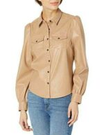 The Drop Blusa para Mujer Clemence tipo Utility de b08c95w35v