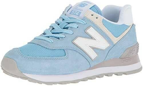 New Balance WL574EB Zapatillas Mujer Azul (Blue) 39 b06xxf37t8