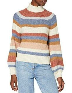Pepe Jeans Mimi Suéter Multicolor (0AA) X-Large b08483yt4h