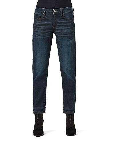 G-STAR RAW Kate C Boyfriend Jeans Antic Regal Marine b088cjs5hn