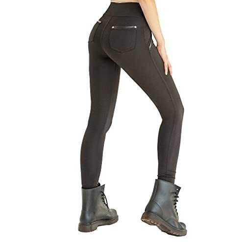 Selente #Fashionista Leggings elásticos para b08n6q4j3r