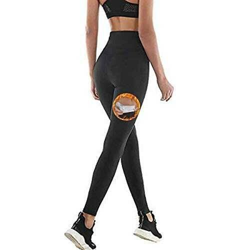 NHEIMA Pantalones de Sauna Adelgazantes Mujer b07pr247wc